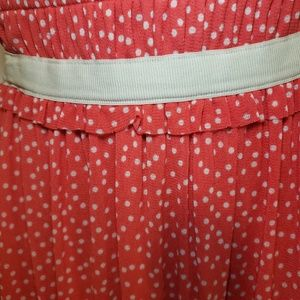 Anthropologie Dresses - 9-H15 Stcl Anthropologie Polka Dot Dress